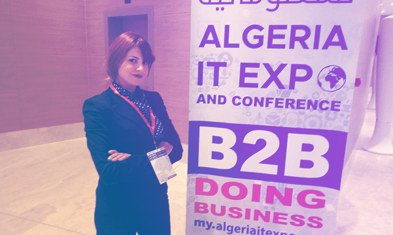 DataXion participe à Algeria IT Expo