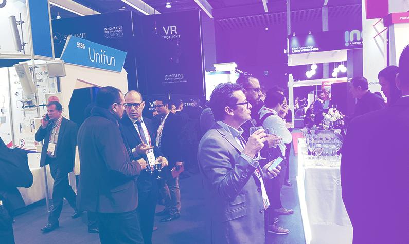 DataXion participe au salon Mobile World Congress #MWC18