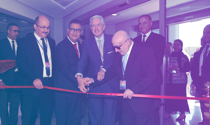 INAUGURATION OFFICIELLE DU PLUS GRAND DATACENTER TIER 3+ EN TUNISIE