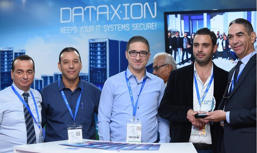 DataXion partenaire Gold du Forum DSI 2019