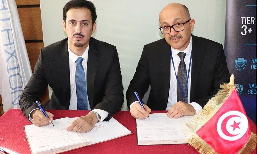 Ooredoo Tunisie renforce ses liens avec Poulina Group Holding et Dataxion